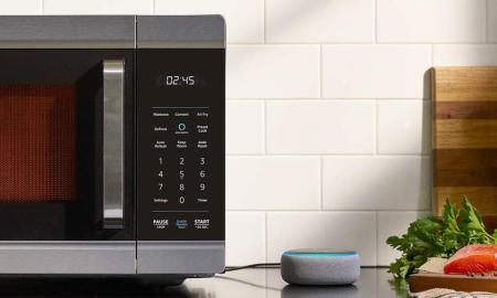 Amazon Alexa Ofen Smart Header