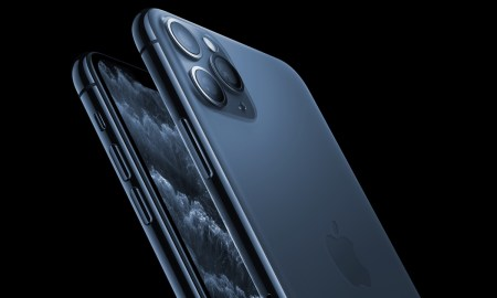 Apple Iphone 11 Pro Blau