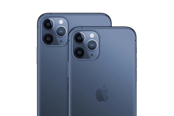 Apple Iphone Blau Header