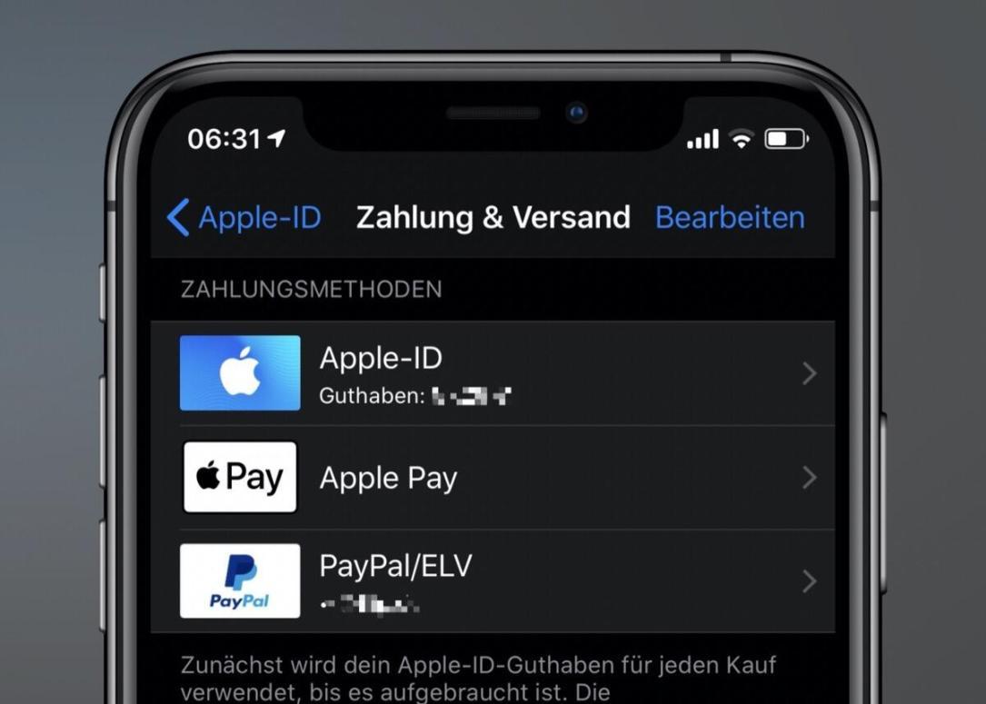 Apple Pay Apple Id