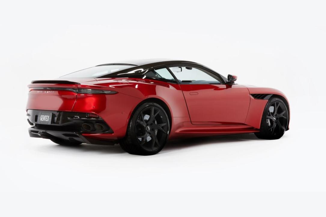 Aston Martin Dbs Superleggera Ces