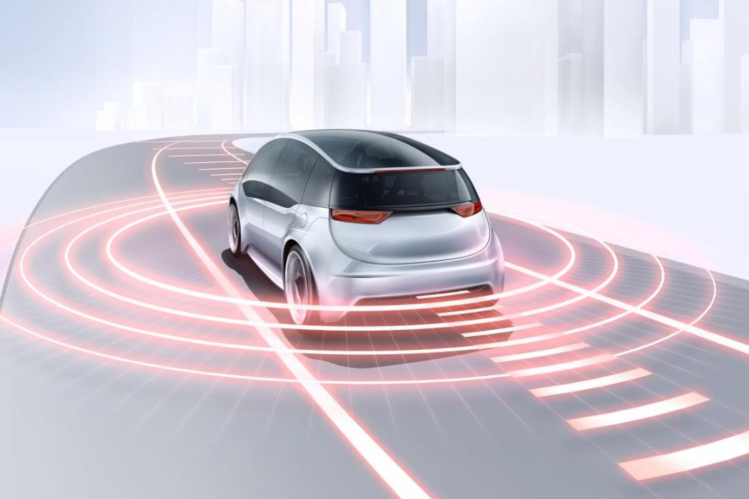 Bosch Lidar Auto Autonom Header