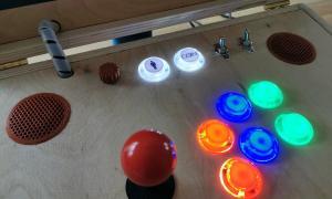 Gamebox Aktiviert Und Angeschlossen