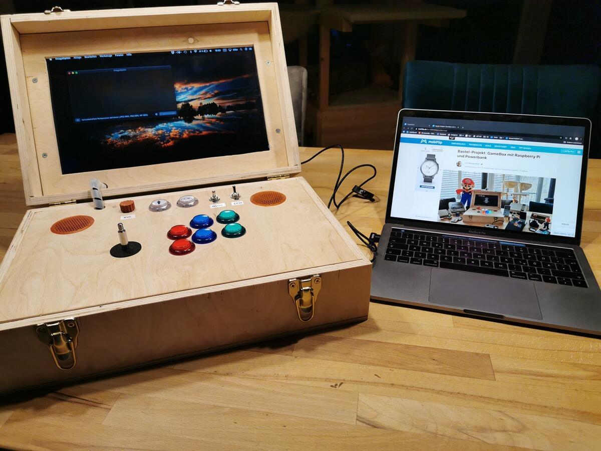 Gamebox Externer Hdmi Eingang Macbook Pro
