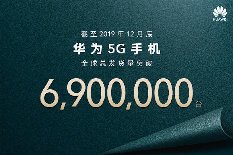 Huawei Millionen 5g Smartphones