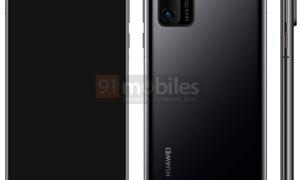 Huawei P40 Presse Leak