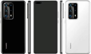 Huawei P40 Pro Alle Seiten