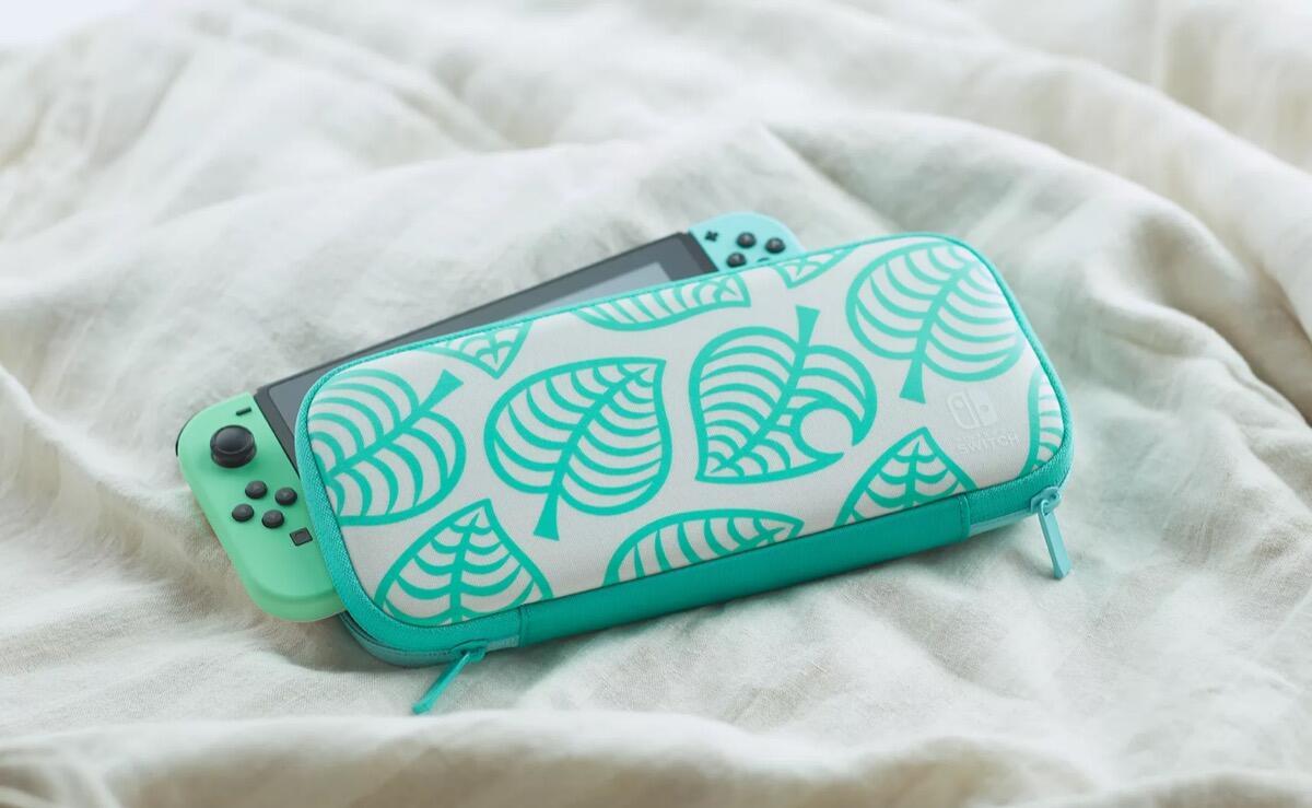 Nintendo Switch Animal Crossing Edition 1