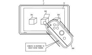 Nintendo Switch Joy Con Pen Patent Header