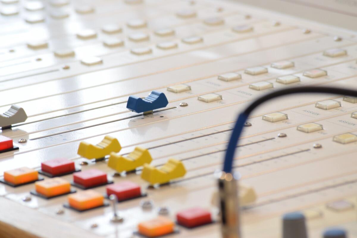 Radio Audio Sound