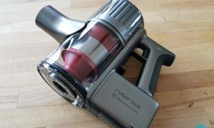 Roborock H6 Akku Handstaubsauger Main