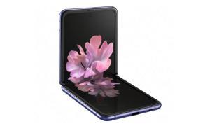 Samsung Galaxy Z Flip Leak Header