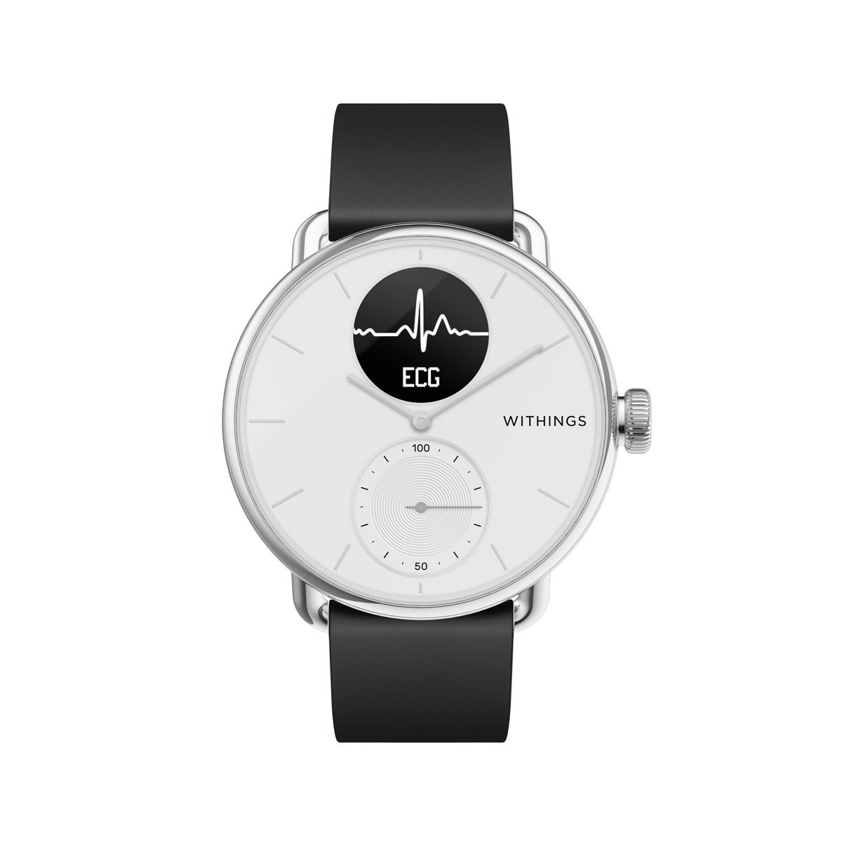 Scanwatch 38 White