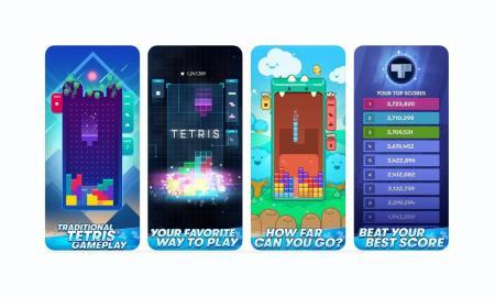 Tetris 2020 Iphone