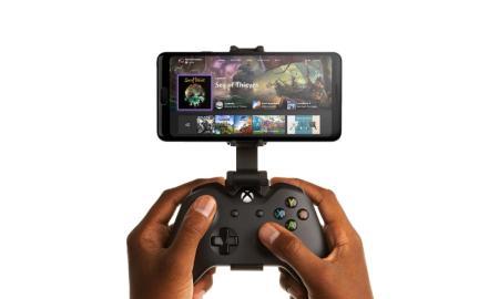 Xbox Konsolen Streaming Header