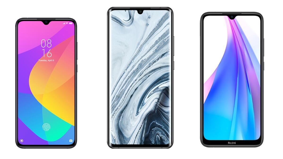 Xiaomi Modelle O2