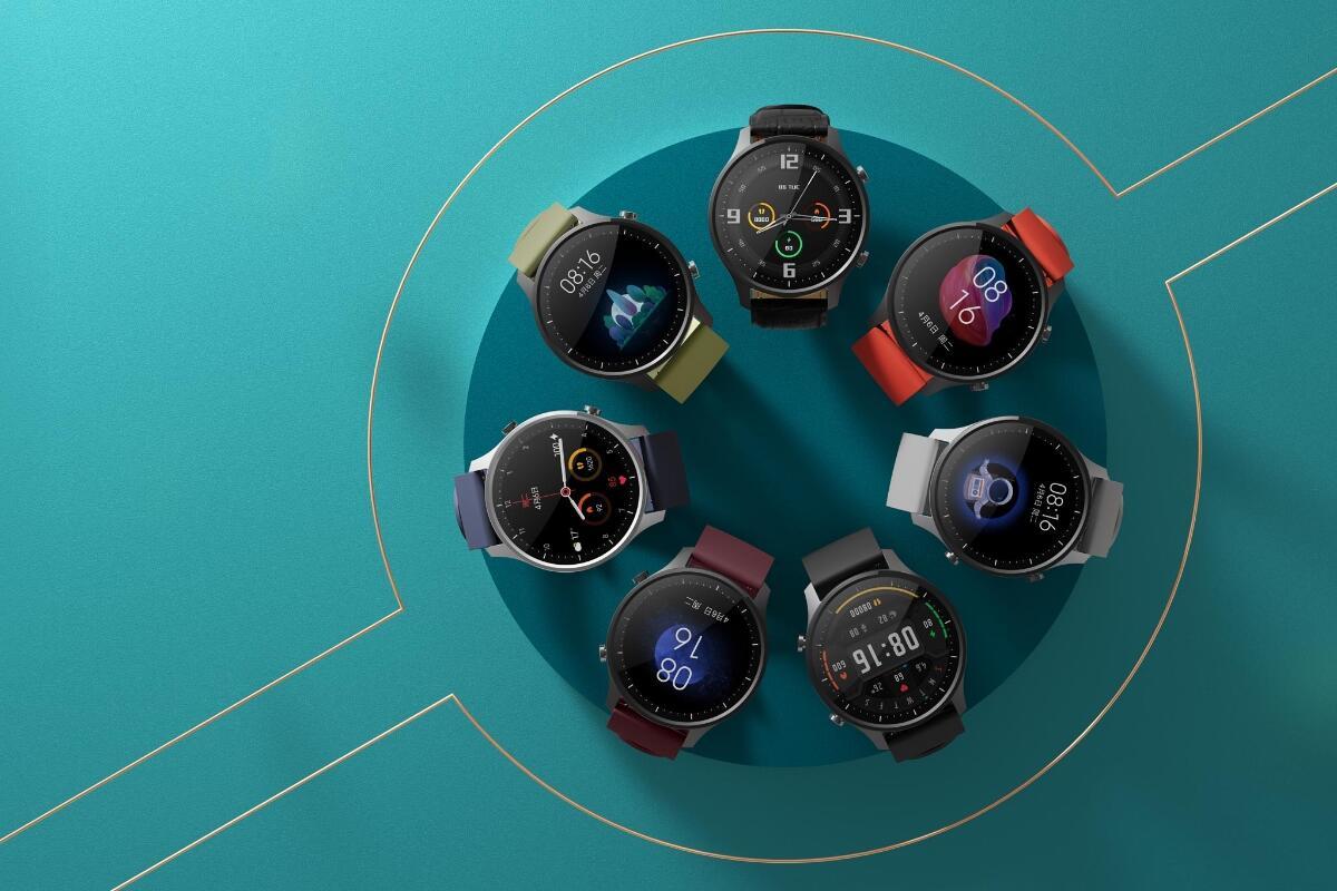 Xiaomi Watch Color Header