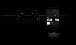 Android Auto Polestar Vision2
