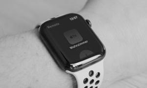 Apple Tv Watch Fernbedienung