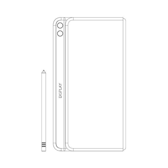 Huawei Mate X2 Patent Leak