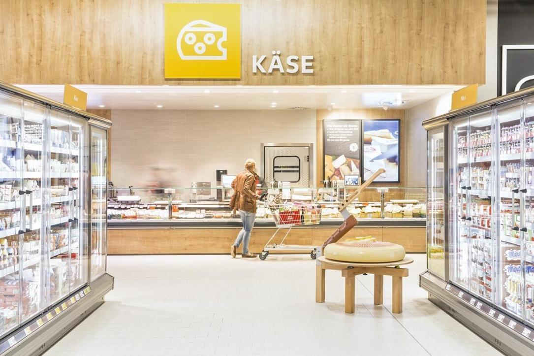 Kaufland Kaese Frischetheke
