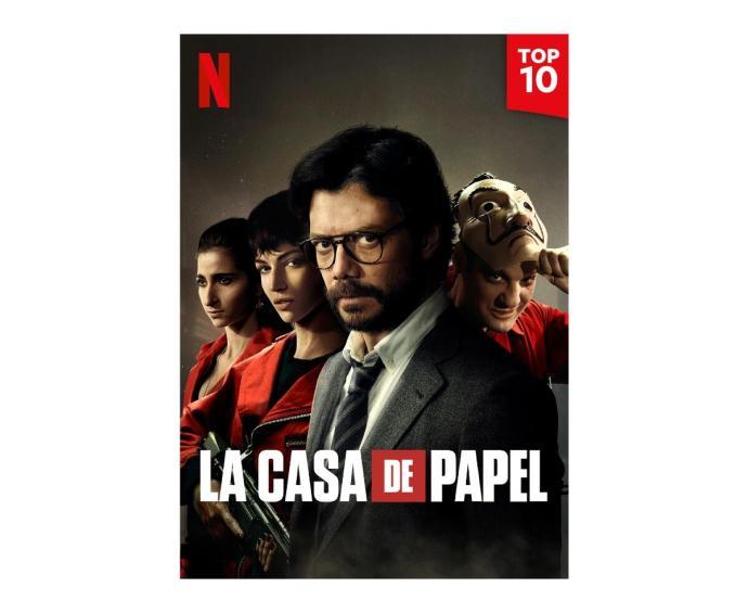 Netflix Top 10 Badge