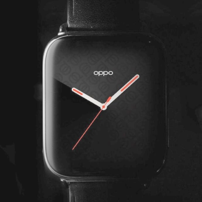 Oppo Smartwatch Teaser Hell