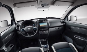 Renault City K Ze Interieur
