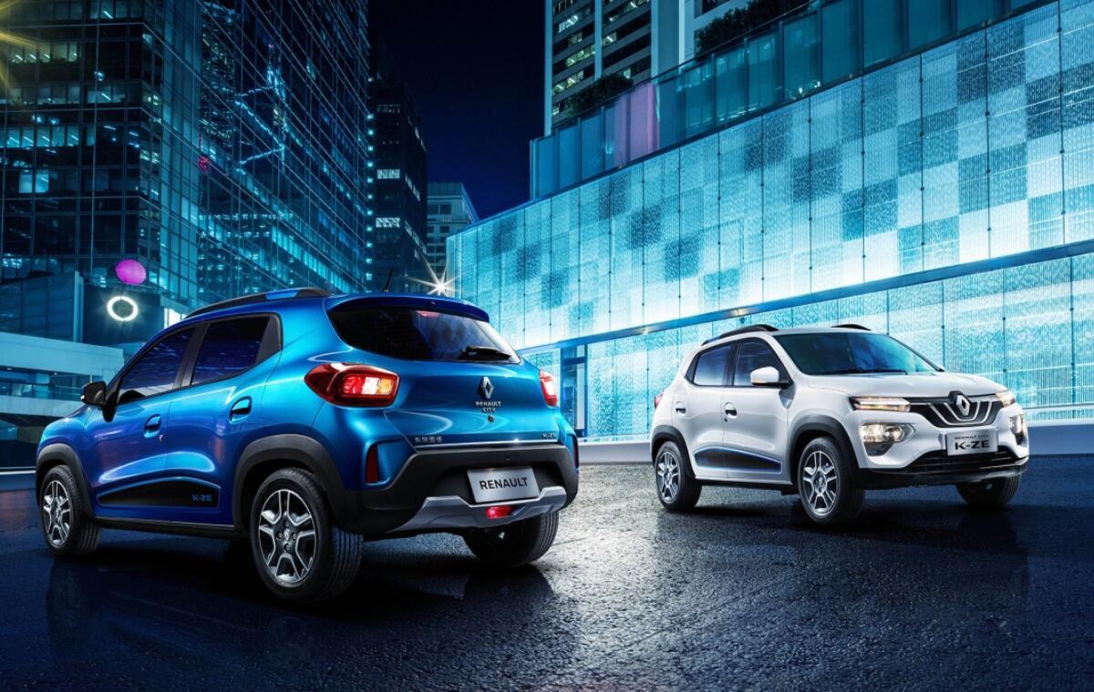 Renault City Kze