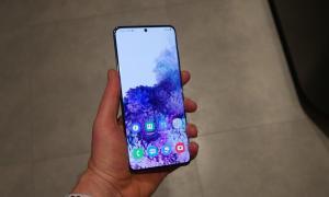 Samsung Galaxy 20 Ultra Eindruck3