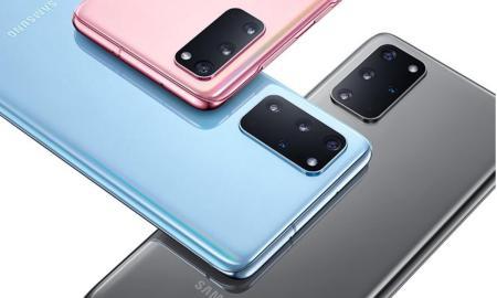 Samsung Galaxy S20 Header