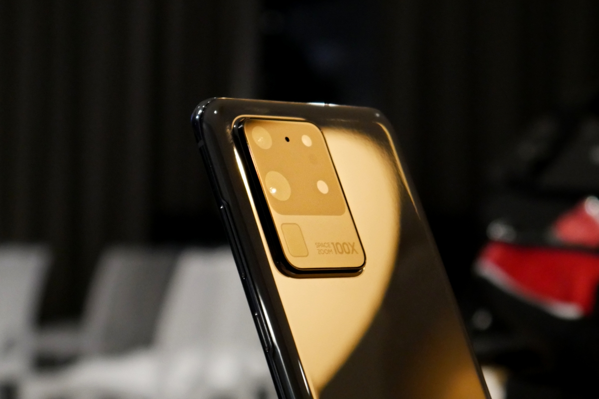 Samsung Galaxy S20 Ultra: Test bescheinigt bestes OLED-Display