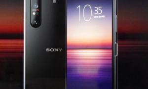 Sony Xperia 1 Ii Leak Bild