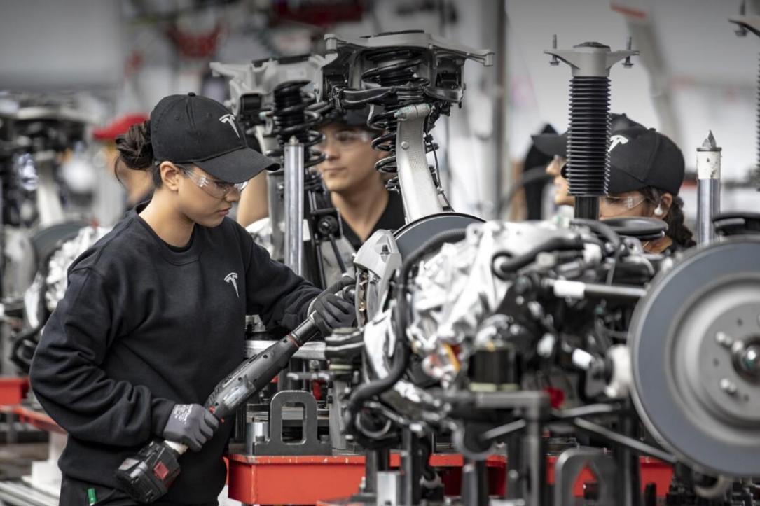 Tesla Gigafactory Header