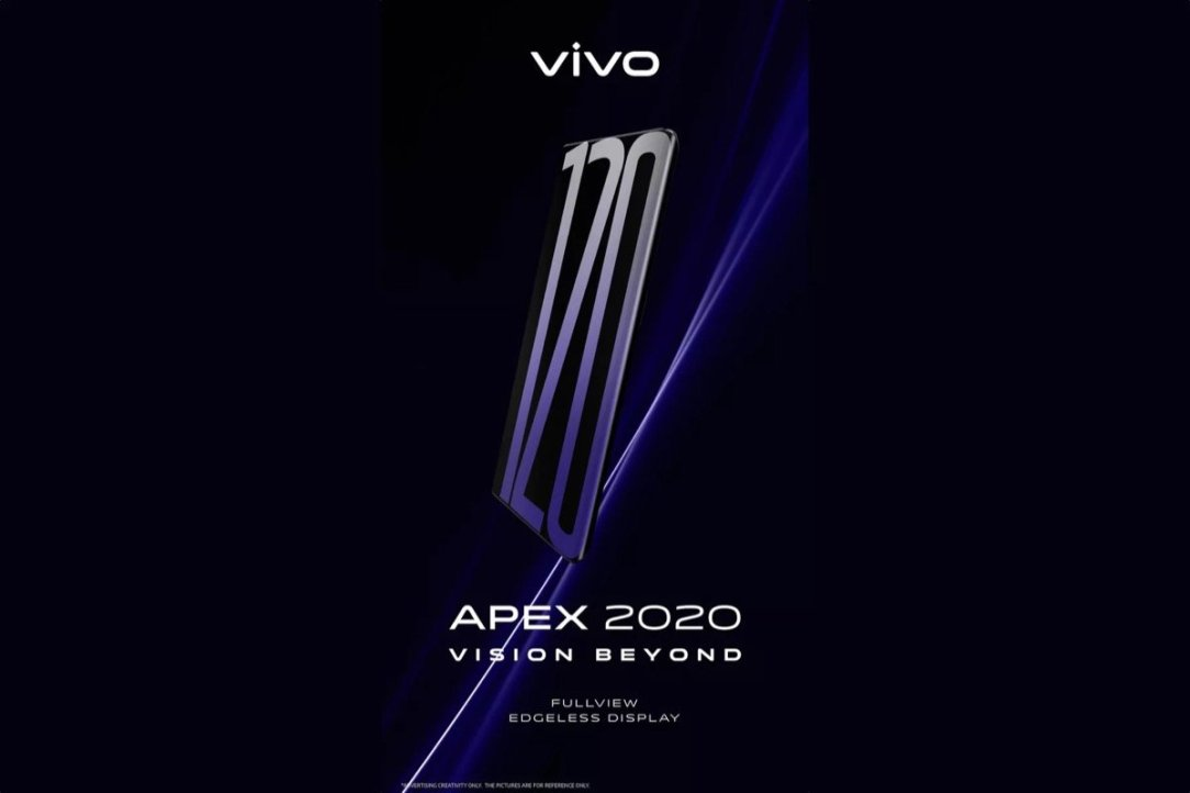 Vivo Apex 2020 Teaser