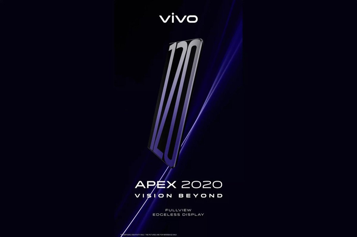 Vivo Apex 2020 Teaser