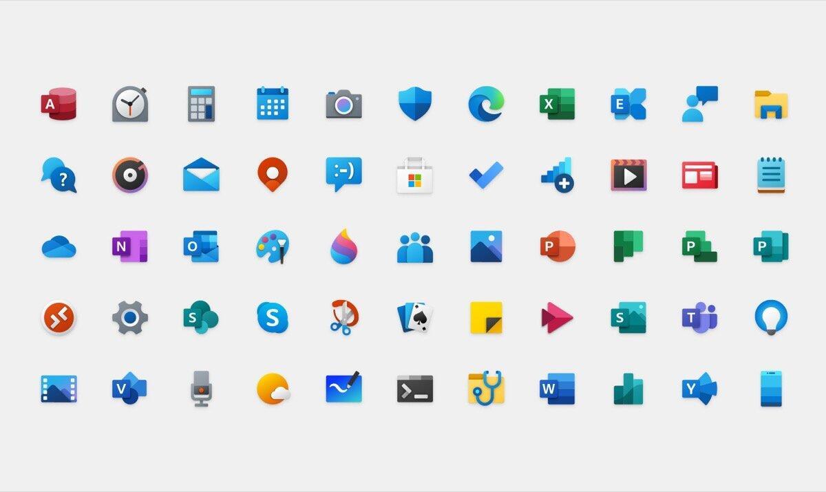 Windows 10 Icons Neu 2020