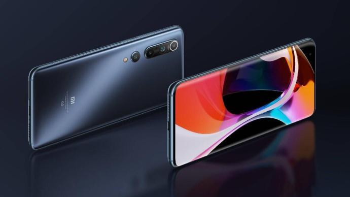 Xiaomi Mi 10 Grau