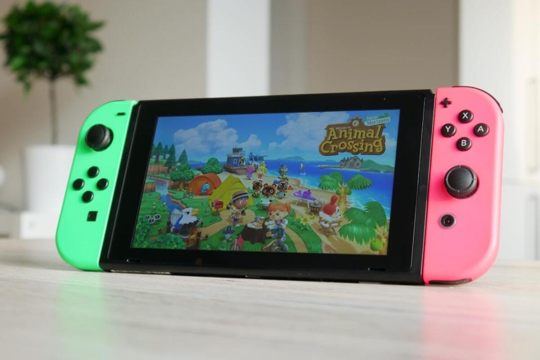 Animal Crossing Switch Titel Header