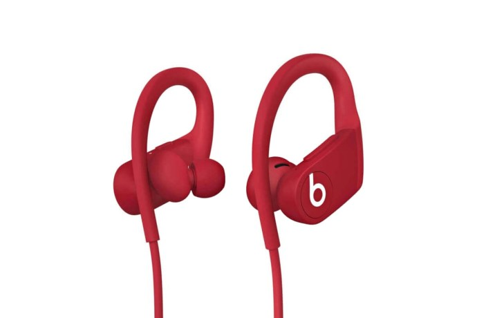 Apple Powerbeats 4 Rot Header
