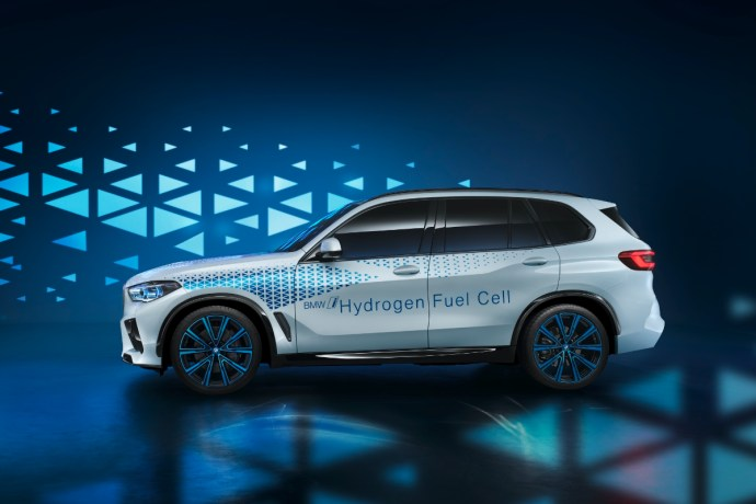 Bmw I Hydrogen Next Side