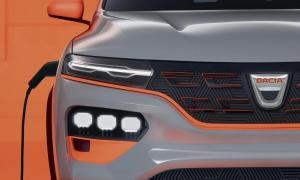 Dacia Spring Electric Header