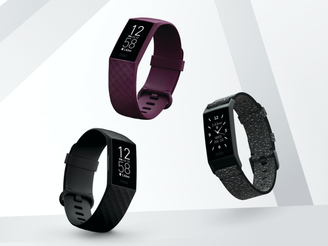 Fitbit Charge 4 Modelle