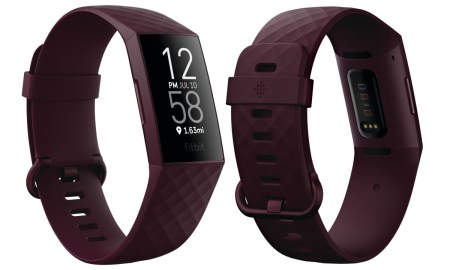 Fitbit Charge 4 Rot