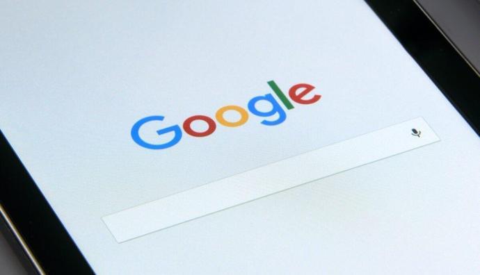 Google Logo Header