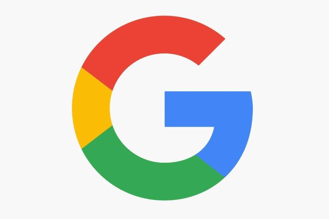 Google Logo Icon Header