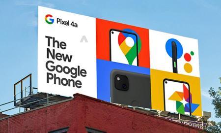 Google Pixel 4a Leak