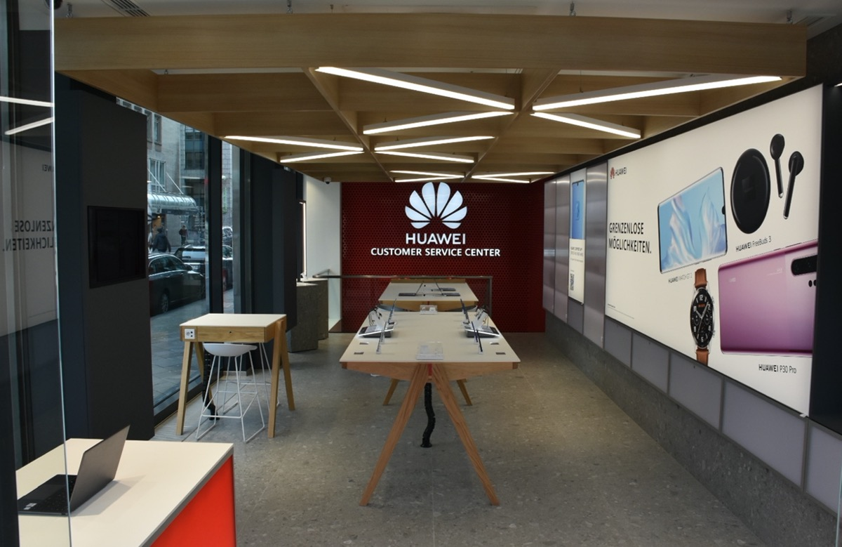 Huawei Experience Store Duesseldorf