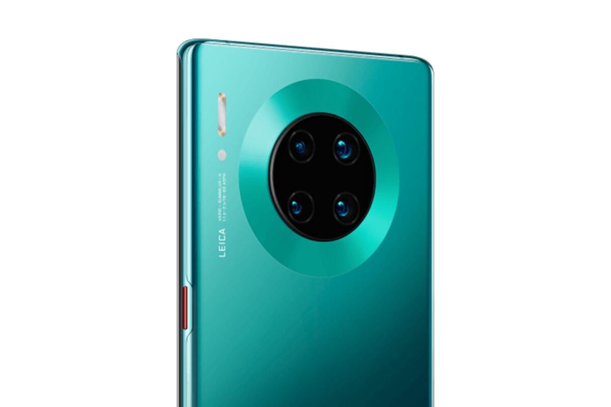 Huawei Mate 40 Pro mit Kamera-Optimierung