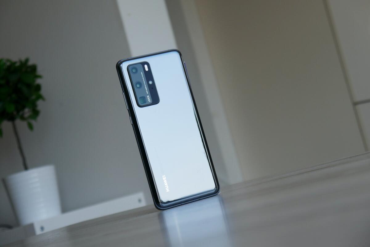 Huawei P40 Pro Back